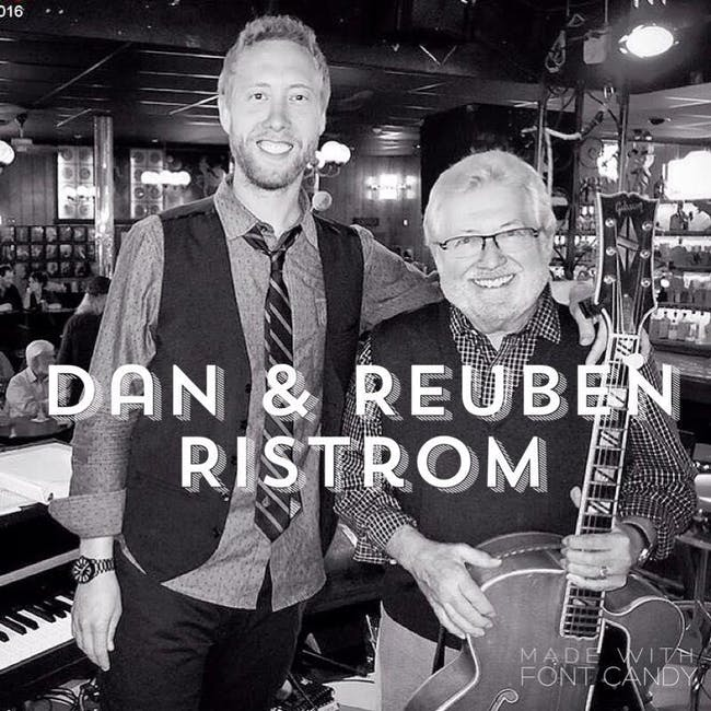 Jazz on The Patio with Dan and Reuben Ristrom