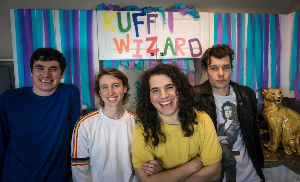 Ruff Wizard @ Mohawk (Indoor)