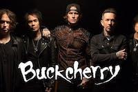 BUCKCHERRY Warpaint Tour w/ Joyous Wolf, Starsik & Skrou!
