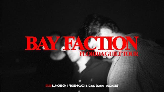 Bay Faction // Fashion Jackson // No Lungs