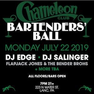 BARTENDERS' BALL