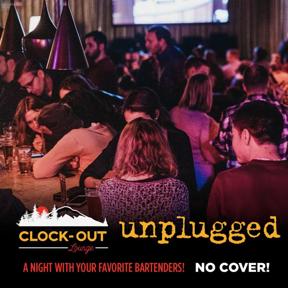 Clock Out Unplugged