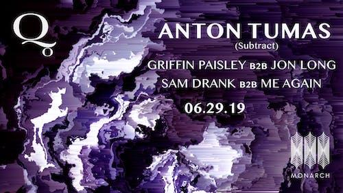 Inquiry w/ Anton Tumas (Subtract)