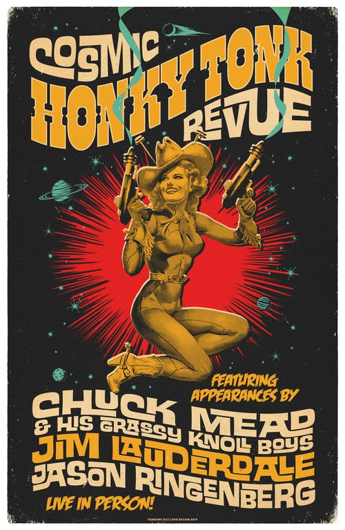 Chuck Mead & the Grass Knoll Boys • Jim Lauderdale • Jason Ringenberg