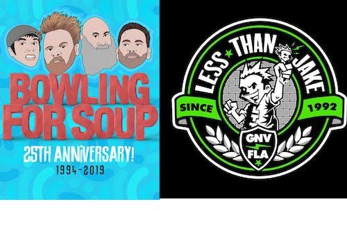 Bowling For Soup & Less Than Jake