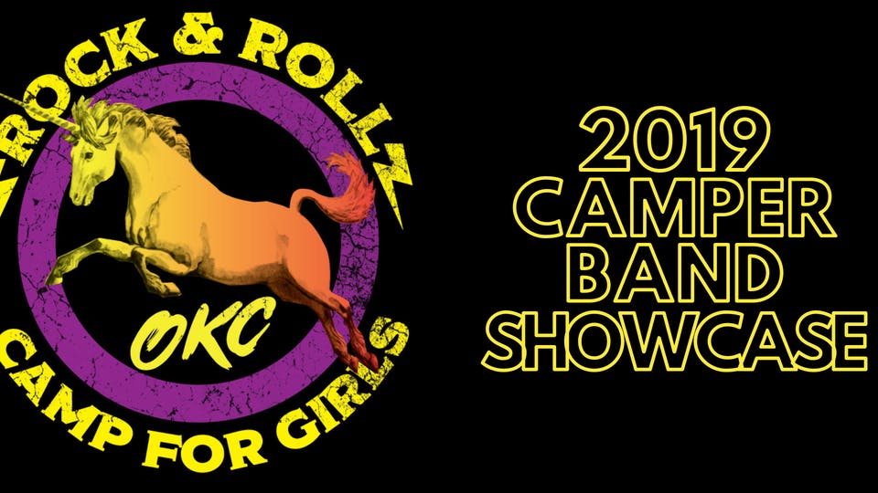 Oklahoma Rock and Roll Camp for Girls Showcase