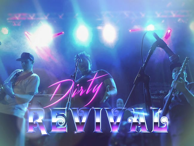 Dirty Revival and Tight Thump at Mesa Theater
