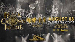 Black Crown Initiate with Inferi, Vale of Pnath & Warforged