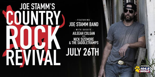Joe Stamm's Country Rock Revival