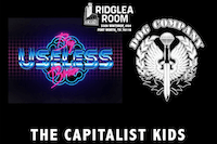 Big Useless Brain + Dog Company w/ The Capitalist Kids and Durango E