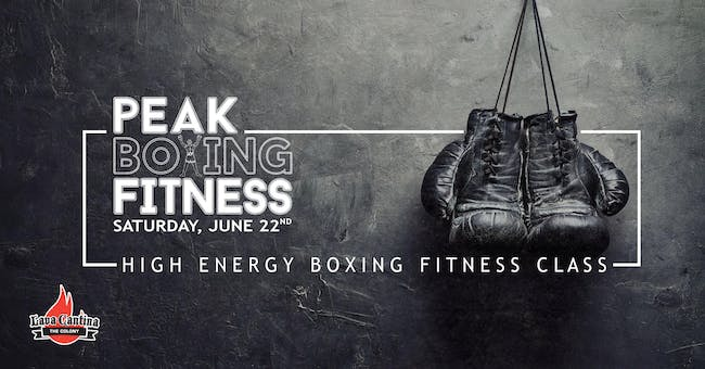 Peak Boxing Fitness
