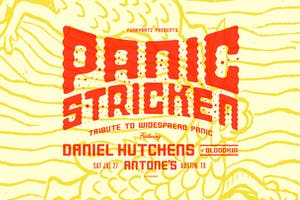 Panic Stricken (Widespread Panic Tribute) featuring Daniel Hutchens