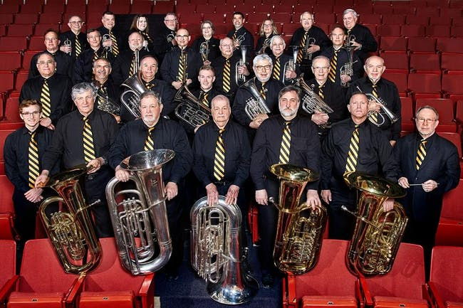 Chesapeake Brass Band Holiday Concert - LOW TICKET ALERT!