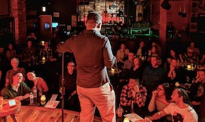MONDAY JULY 8: STAND UP SHOWCASE