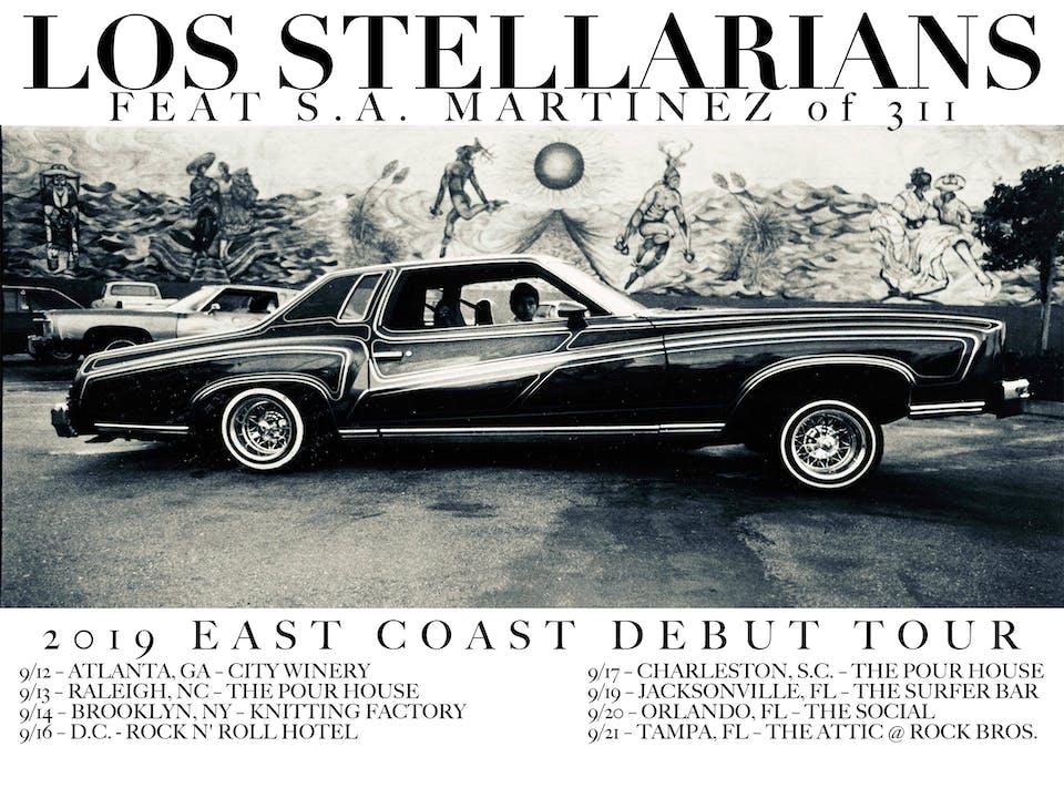 Los Stellarians ft. SA of 311