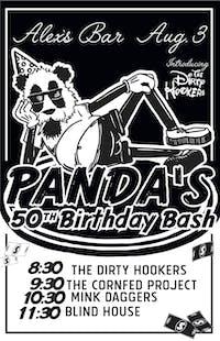 Panda's 50th Birthday Bash