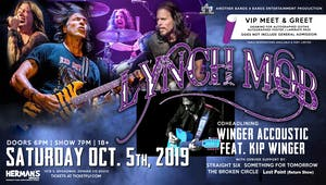 Lynch Mob with Kip Winger (Winger Acoustic)