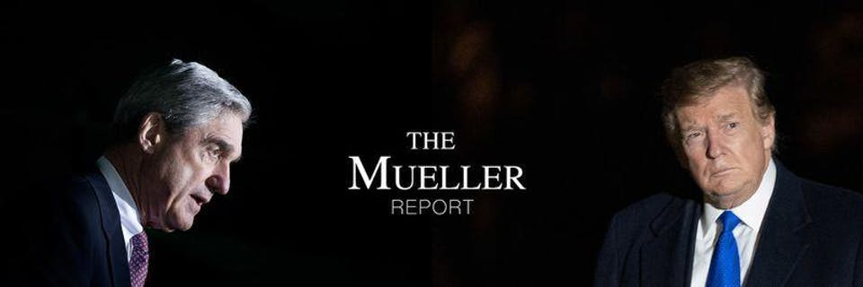 Live Full Reading of the Mueller Report!!!