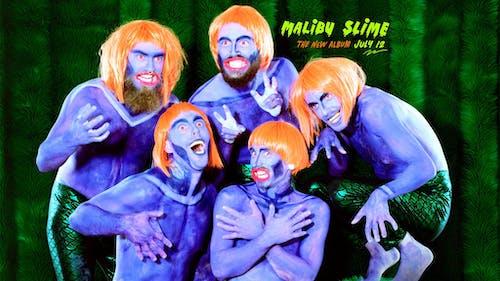 The Manx - Malibu Slime record release show