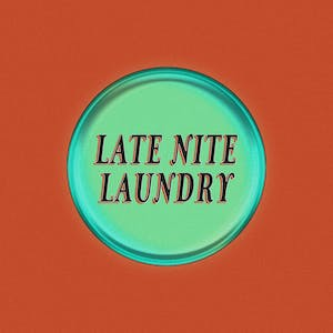 Late Nite Laundry w/ Floral Couches, Nick McMillan