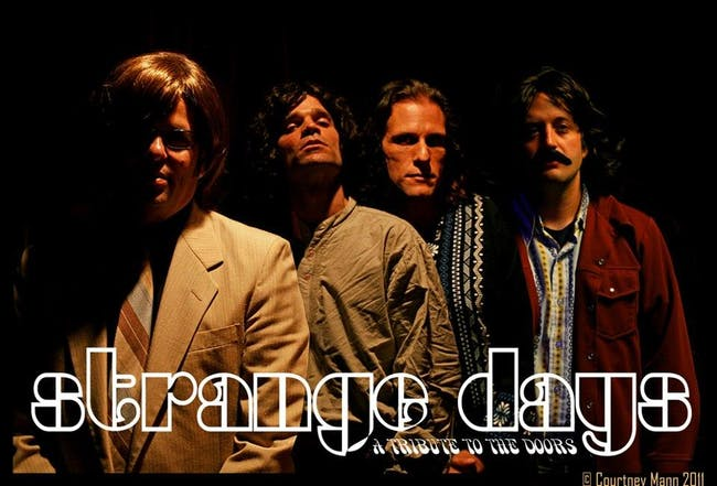 The Doors Tribute by Strange Days (HOLIDAY ALL AGES MATINEE SHOW)