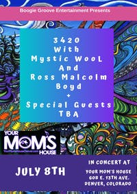 3For20 // Mystic Wool // Alabaster // Ross Malcom Boyd at Your Mom's House
