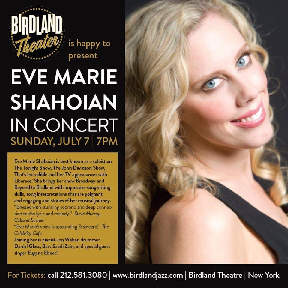 Eve Marie Shahoian