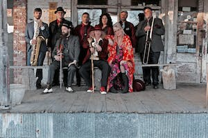 Squirrel Nut Zippers - Early Show