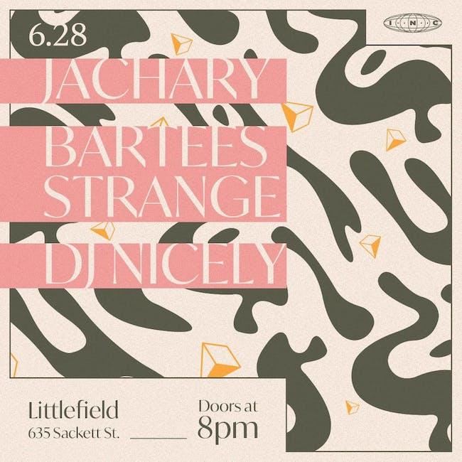 Jachary (Album Release)