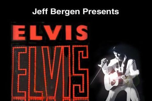 Elvis Show in the Gospel Lounge featuring Jeff Bergen
