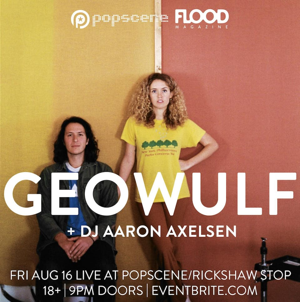 GEOWULF and support tba