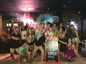 Open Mic at FOH Lounge