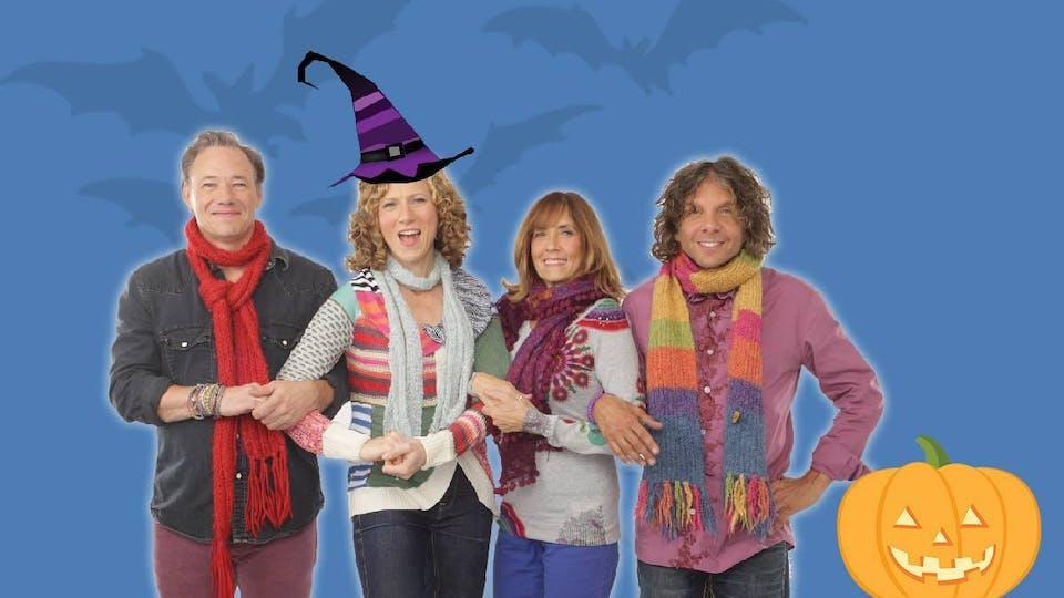 The Laurie Berkner Band's Monster Boogie Halloween Concert
