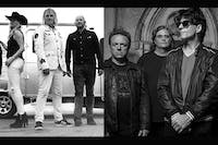 The Alarm and Jay Aston's Gene Loves Jezebel