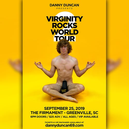 Danny Duncan - Virginity Rocks World Tour 2 | September 25, 2019