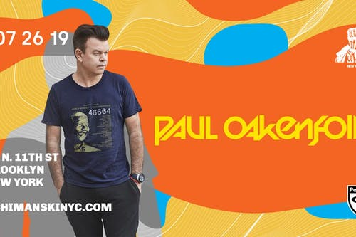 Paul Oakenfold