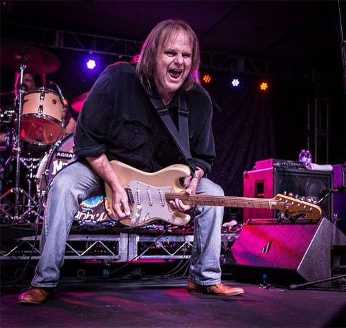 A evening with WALTER TROUT