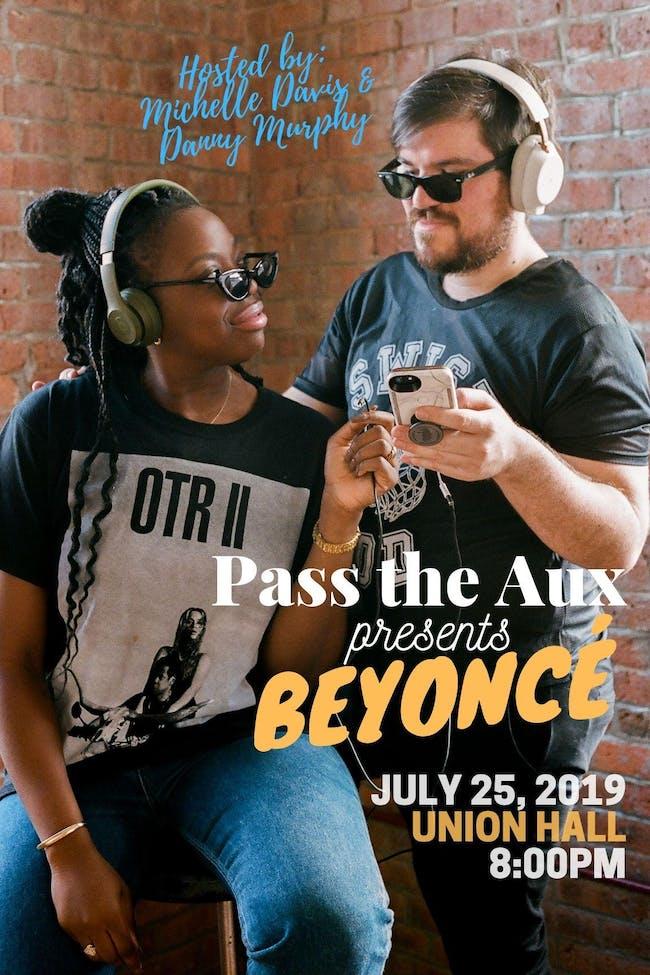 Pass The Aux: Beyoncé