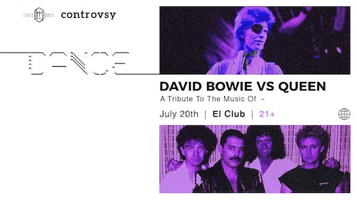 Queen vs Bowie (Dance Party)