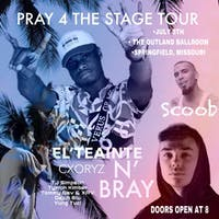 Pray For The Stage Tour