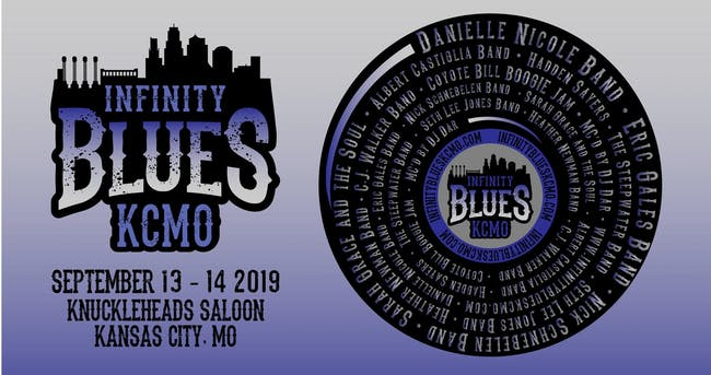 Danielle Nicole Band, Nick Schnebelen Band, Albert Castiglia Band, Sarah Grace & The Soul, Coyote Bill Boogie Jam Infinity Blues Show