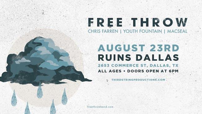 Free Throw at Ruins