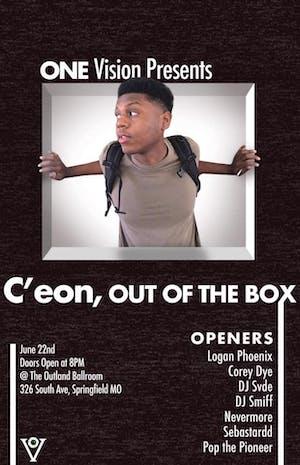 C'eon, Out The Box Ft. Corey Dye, Logan Phoenix, & more