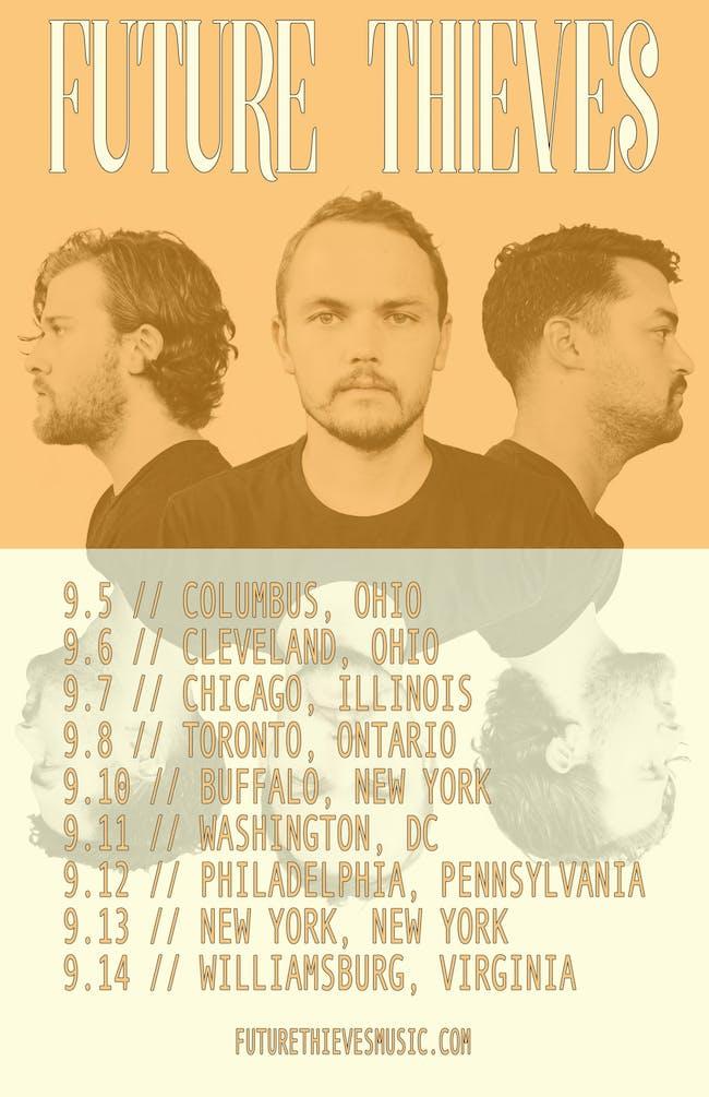 Future Thieves / Hardcastle / Ottawa