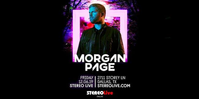 Morgan Page - Dallas