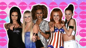 Spiceworld • 90s Spice Girls Dance Party