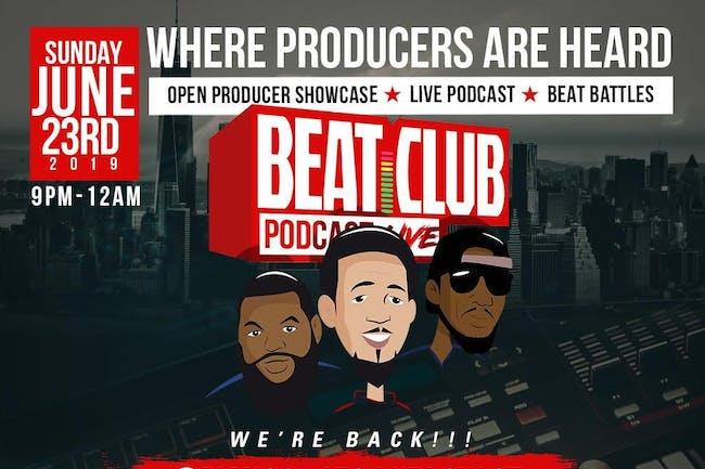 After Party - DJ Motivate Merren, Beatclub Podcast, J. Parc, Rose Rodriguez