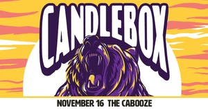 *SOLD OUT* Candlebox