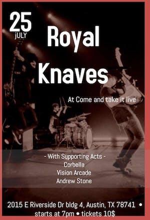 ROYAL KNAVES