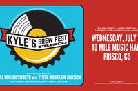 Kyle's Brew Fest FRISCO Official SCI PreParty Benefiting Conscious Alliance